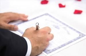 Брачный договор: заключение брачного контракта
