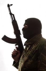 террористы задержаны