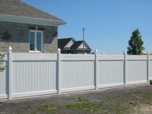 какой забор для дома выбрать