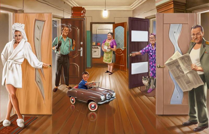 Сложности при продаже комнаты в коммунальной квартире
