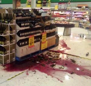 Кто обязан ответить за травму, полученную в магазине?