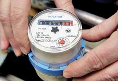 Установка общедомового счетчика отопления