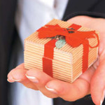 Чиновники отчитались о подарках, которые были получены ими в 2014 году