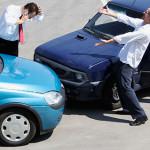 В автошколах будут учить упрощенному оформлению ДТП