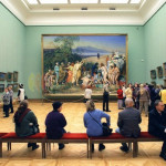В Третьяковской галерее прошли следственные мероприятия, связанные с делом о контрабанде картин