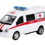 Водителей автомобилей скорой помощи предлагается лишать прав, если они будут использовать данный вид транспорта не по его прямому назначению